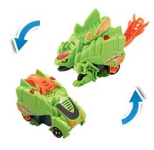 Spur the Stegosaurus