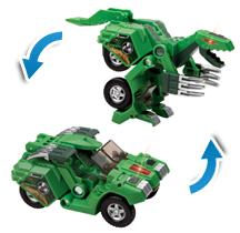 Torr the Therizinosaurus
