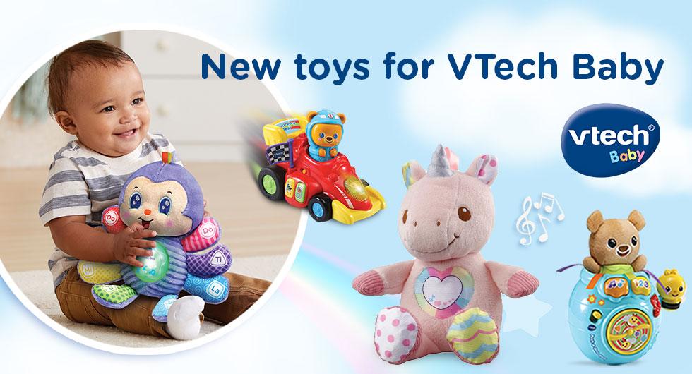 New VTech Baby