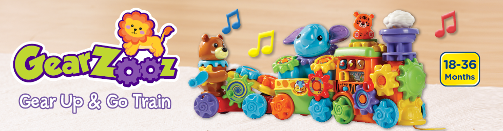 Vtech baby Gearzooz