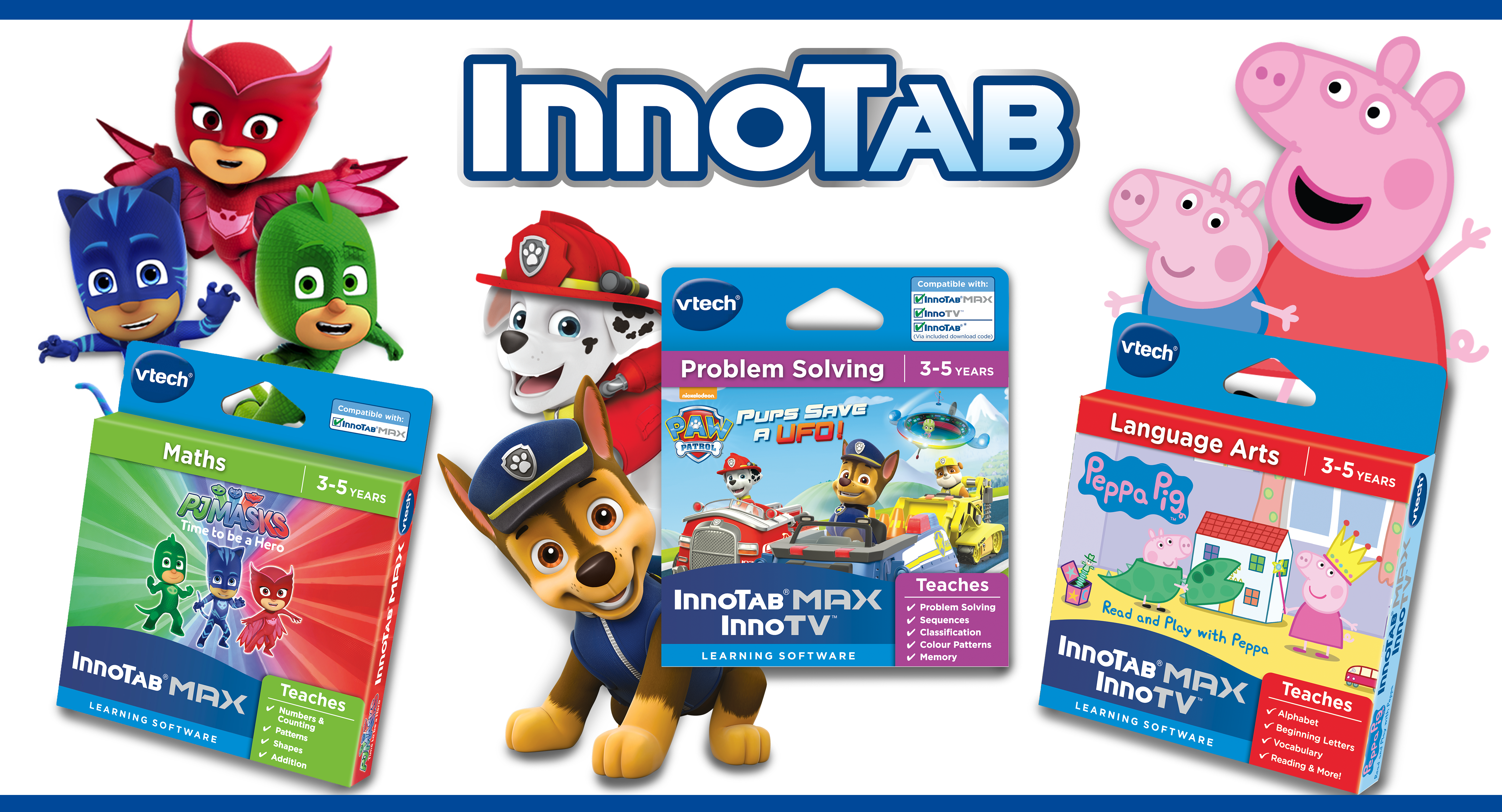 InnoTab Software