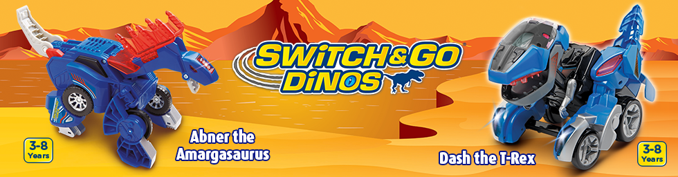 Switch & Go Dino