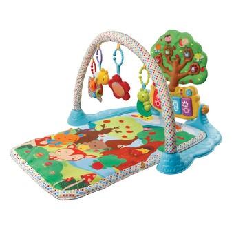 Little Friendlies Glow & Giggle Playmat