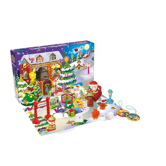 Toot-Toot Friends Advent Calendar