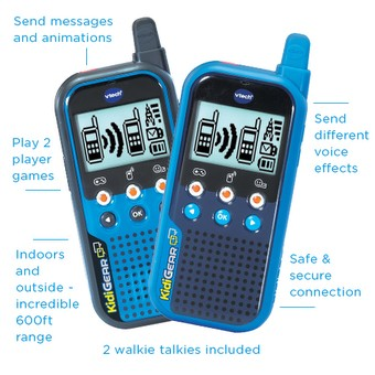 KidiGear Walkie Talkies