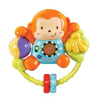 Little Friendlies Swing & Shake Monkey Rattle