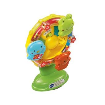 Little Friendlies Sing-Along Spinning Wheel
