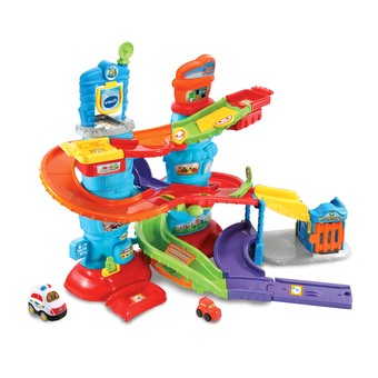 Toot-Toot Drivers Police Patrol Tower