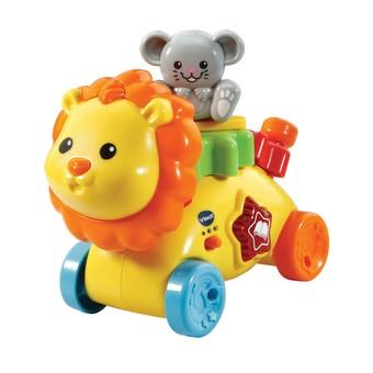 Gearzooz Gear Up & Go Lion