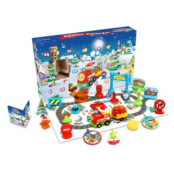 Toot-Toot Drivers Advent Calendar