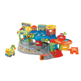 Toot-Toot Drivers Garage