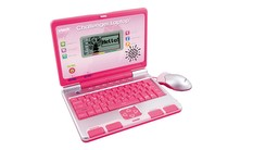 Challenger Laptop Pink