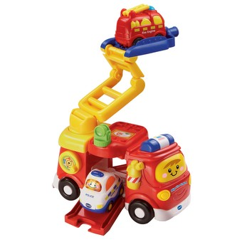 Toot-Toot Drivers Big Fire Engine