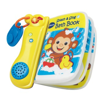 Splash & Sing Bath Book