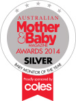VTech Video Baby Monitor Wins Silver 2014 Mother & Baby Magazine Awards