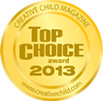VTech - Creative Child Magazine Top Choice 2013