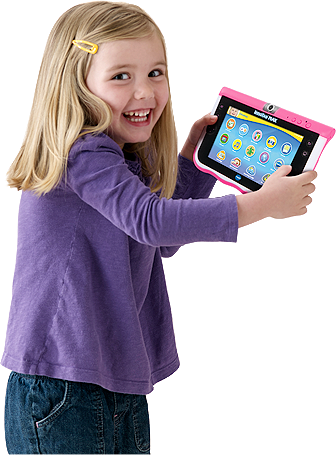 InnoTab Max Learning Tablet Pink