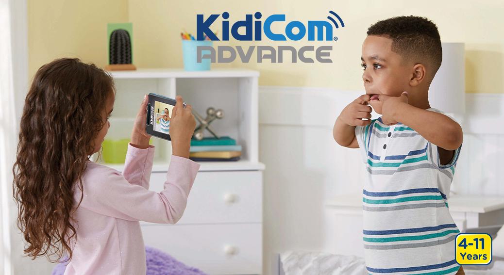 KidiCom® Advance. 4-11 Years.