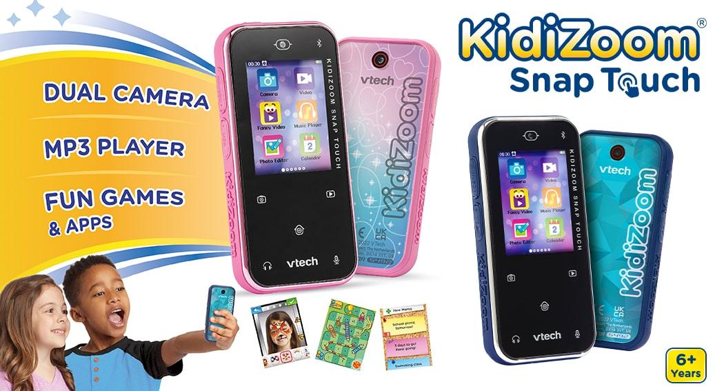 Kidizoom Duo 5.0. Kidizoom Smart Watch DX2. Kidizoom Action Cam 180<sup>&deg;</sup>
